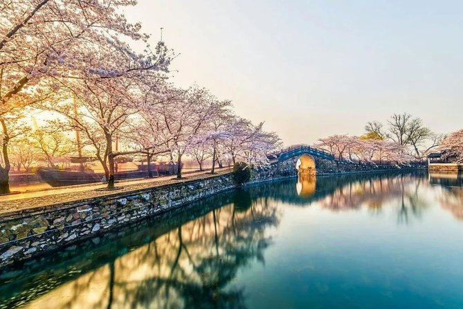 Enjoy door-to-door service in a comfortable private vehicle operated by a courteous friendly driver from your Wuxi hotel to Yuantouzhu Scenic Spot. Enjoy your fun day dawdling around the island and enjoy the picturesque view with beautiful lake, garden, many types of flowers (cherry blossom in spring), If you book the round-trip option, your driver will also meet you at the end of your day out and can whisk you right back to your hotel.