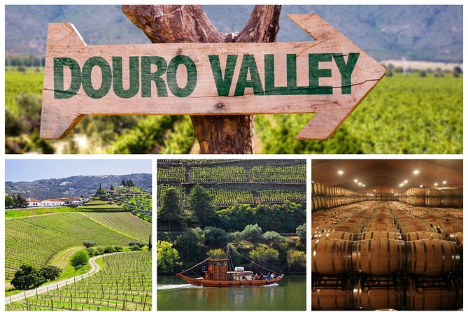 Spend a full day taking in the landscapes of the Douro Valley, traveling in a comfortable vehicle. Stop to taste wine, enjoy a traditional Portuguese lunch and take a boat ride along the Douro River on a Rabelo boat.Tour available in: English - French - German - Portuguese - Spanish- Italian