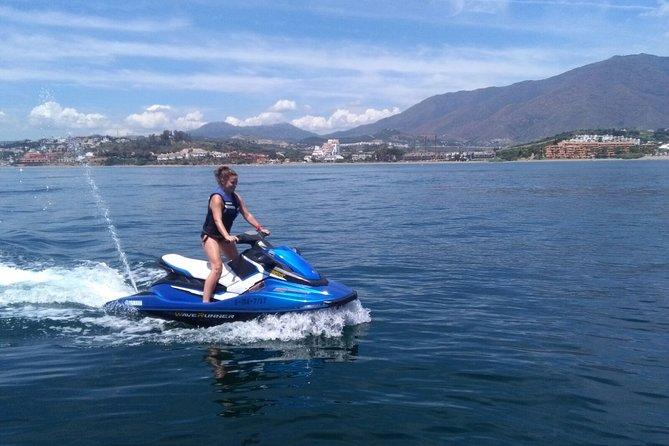 Jet Ski Rental, Marbella, ESPAÑA