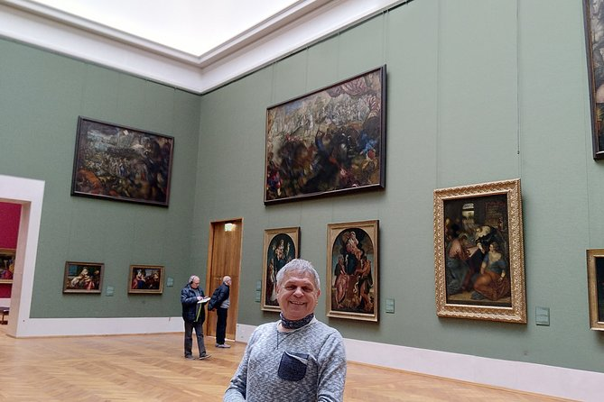 Visit the Alte Pinakothek Munich with Paul, Munich, ALEMANIA