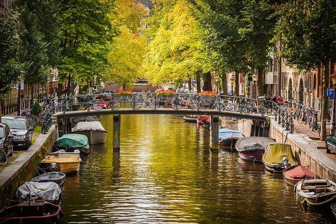 Traslado privado com partida de Amsterdã para o Aeroporto de Schiphol, Amsterdam, HOLANDA