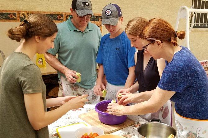 Galilean Cooking Workshop, Tiberiades, ISRAEL