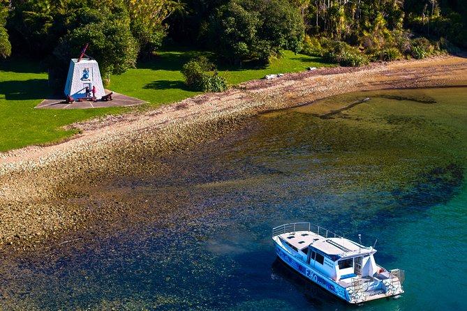 Captain Cook and Dolphin Cruise, Picton, NOVA ZELÂNDIA