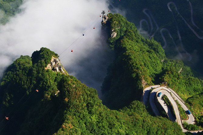 MÁS FOTOS, Tianmen Mount and Local Folklore Museum Full-Day Private Tour