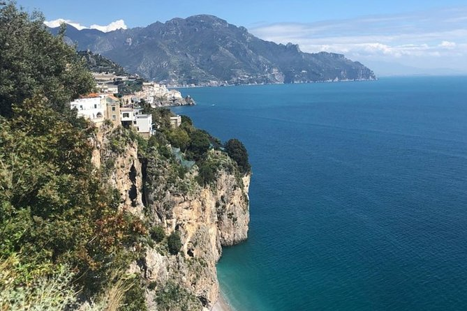 Full-Day Private Sorrento & Amalfi Coast Tour from Positano, Positano, ITALIA