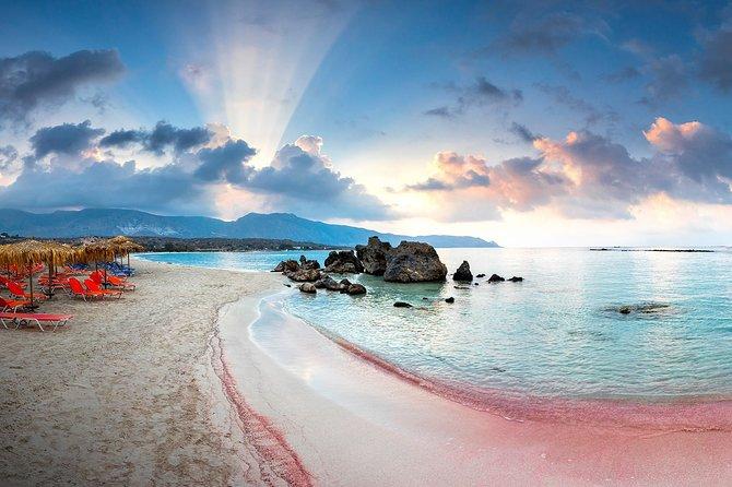 Day Trip to Elafonisi Island From Chania, La Canea, GRECIA