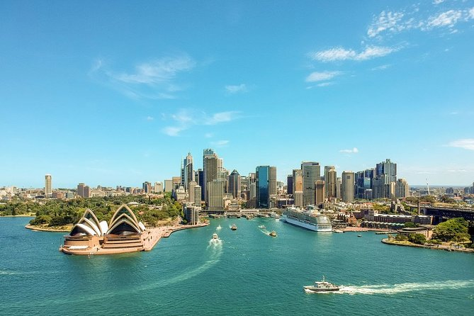 If you are looking for a private tour guided by a Sydney born and bred operator that focusses not only on the city's iconic landmarks but also on its unique aboriginal heritage, colonial beginnings and the multicultural society that is today, then this tour is for you!!! As a general itinerary, the day begins as we make our way to the historic Rocks district, Sydney Harbour Bridge and Opera House foreshores. We then journey to the Botanical Gardens, Mrs Macquarie's Chair and the ever-evolving suburbs of Woolloomooloo and Kings Cross. Following the harbour, we venture through the city's eastern bays out to South Head and iconic Bondi Beach for a water view lunch. From Bondi, we take a leisurely stroll along the beautiful coastline. We return to the city via fashionable Oxford Street, Paddington with our final destination at Darling Harbour. This private tour enables guests flexibility in structuring the day to best suit the group. Start and end times can be adjusted accordingly.<br>