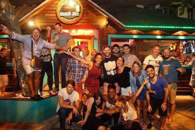 Skip the line: Ipanema Pub Crawl, Rio de Janeiro, BRASIL