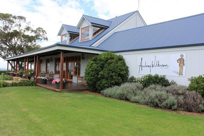 Audrey Wilkinson Vineyard: Fromage and Fortified Wine Experience, Hunter Valley, AUSTRALIA