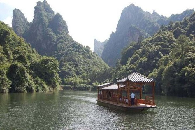 MÁS FOTOS, Baofeng Lake Admission Ticket in Zhangjiajie (with Boat Ride)