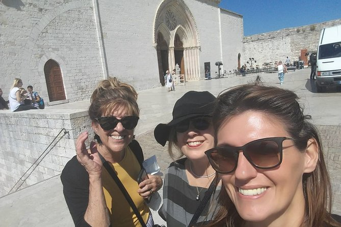 Assisi Fullday from Rome with Papal Blessing on Parchment and Lunch Included, Assisi, ITALIA