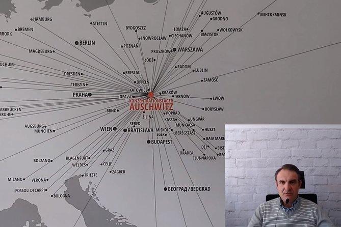 The history of Auschwitz-Birkenau - Interactive online sightseeing, Oswiecim, POLÔNIA