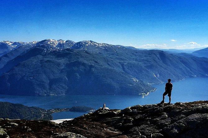 Viagem autoguiada ao Sognefjord: de Bergen a Oslo, Bergen, NORUEGA