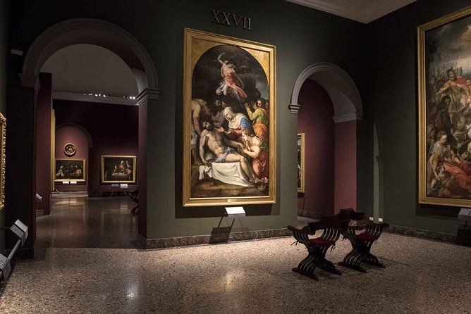 Milan Brera museum private guided tour, Milan, ITALIA