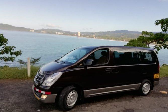 Manuel Antonio & Quepos transfer to SJO hotels - Airport up to 8 passengers, ,
