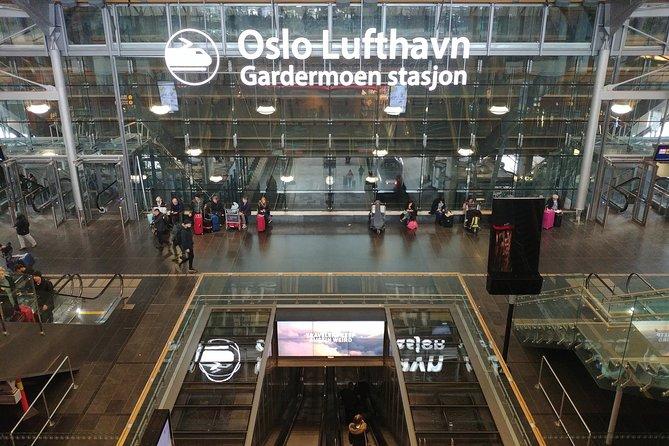 Private Transfer from Oslo Airport to Oslo City Centre, Oslo, NORUEGA