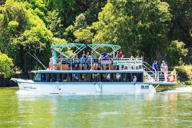 Seafood Rainforest Tweed River Sightseeing Cruise, ,