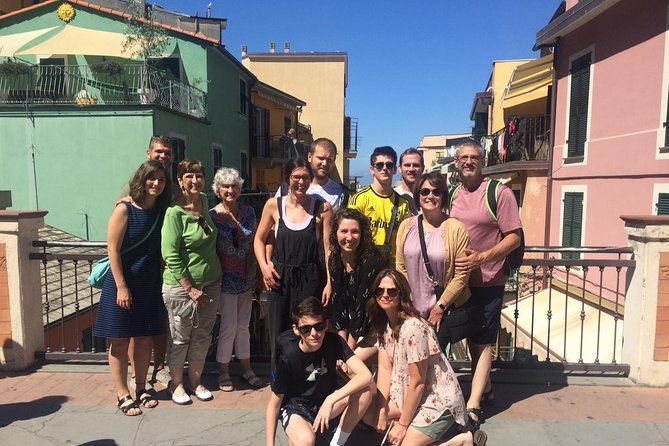 Cinque Terre with Vernazza Manarola and Corniglia Fullday from Florence, Cinque Terre, Itália