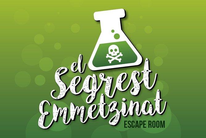 El Segrest Emmetzinat escape room virtual, Girona, ESPAÑA