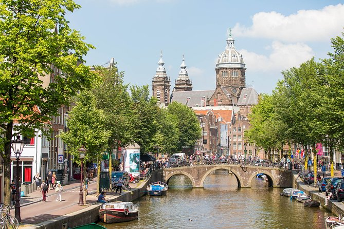 Private Departure Transfer: The Hague Hotel to Amsterdam Airport, La Haya, HOLANDA