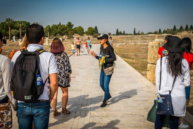 Pamukkale Day Tour from Selcuk, Selcuk , Turkey