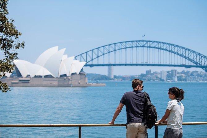 Recorrido por Sídney en crucero por el puerto y posibilidad de almuerzo, Sidney, AUSTRALIA