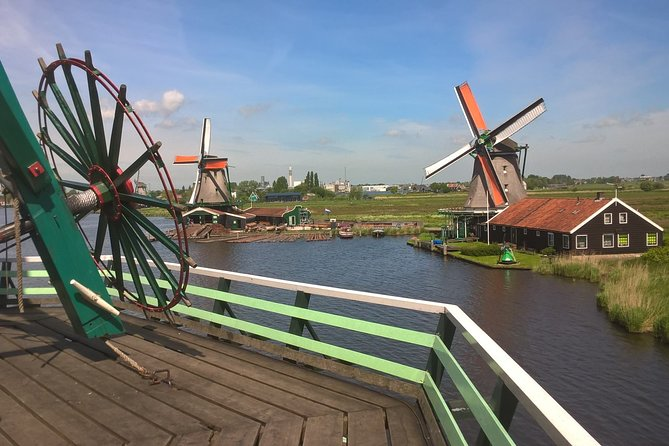 Cruzeiro fluvial Privado em Zaandam e Zaanse Schans saindo de Amsterdã, Amsterdam, HOLANDA
