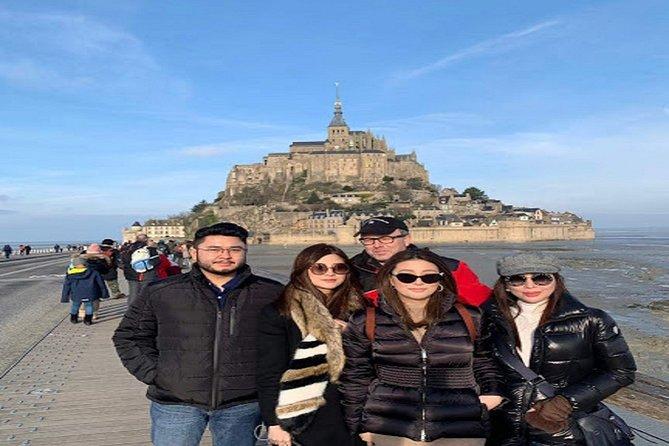 Private Tour: Full Day Tour of Mont Saint-Michel from Le Havre, El Havre, França