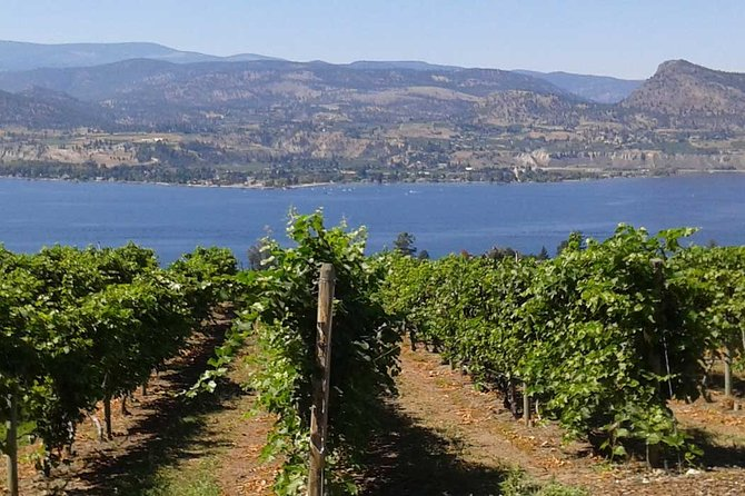 Kelowna Private Wine Route, Kelowna y Okanagan Valley, CANADA