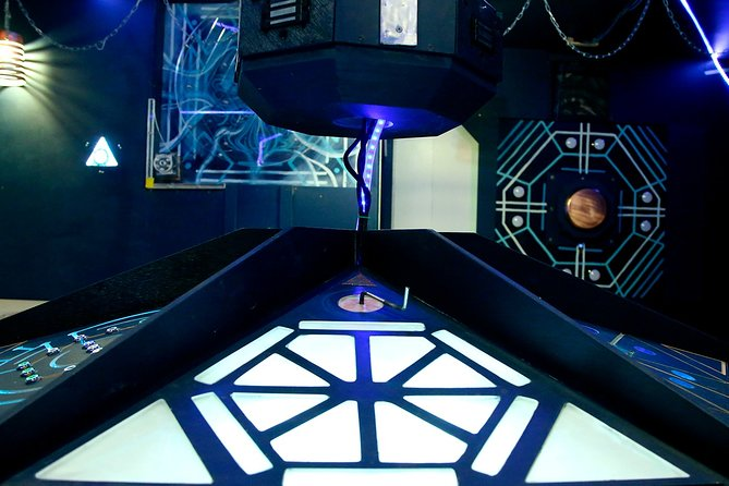Private Group Puzzle-Solving Adventure Game: Spaceship, Wellington, New Zealand