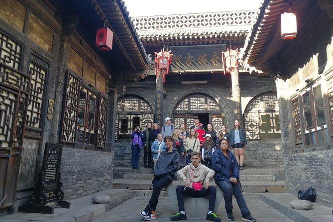 2-Day Private Tour from Xi'an to Pingyao by Express Train, Sian, CHINA
