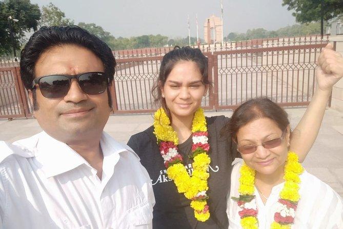 Recorrido todo incluido de un día al Taj Mahal, el Fuerte de Agra y el pequeño Taj desde Delhi en coche, Nueva Delhi, INDIA