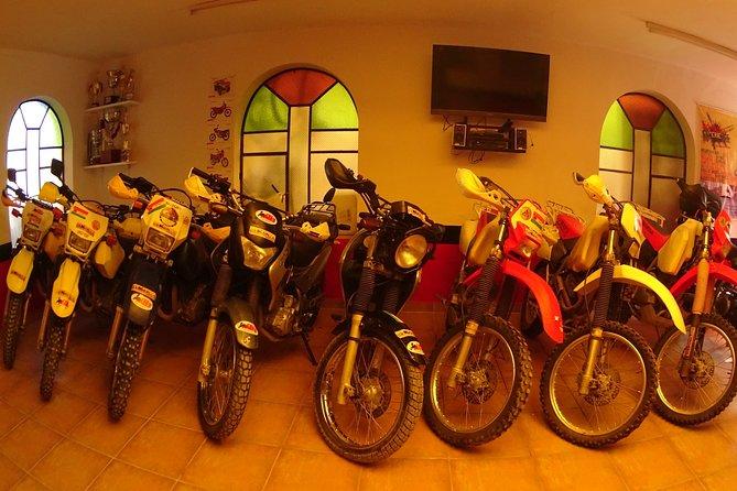 Motorcycle Tours 1 day salar., Uyuni, BOLIVIA
