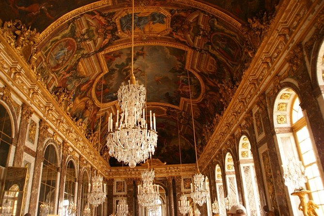 NEW Virtual Guided Tour of Monuments of Paris, Versalles, FRANCIA