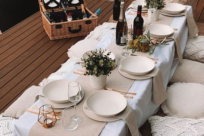 Everything Picnics is a boutique company providing luxurious memories! Let us take care of your birthday, date night, engagement party, small gathering, or corporate event. We pride ourselves with the attention to details we give to all our picnics. We can set up at locations all around Sydney a public park, a memorable location, your backyard, or even in your living room! To see what we do best be sure to follow us on Instagram! See our recent creations at @everythingpicnics