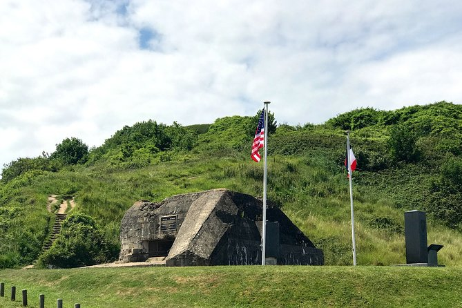 D-Day Operation Overlord Omaha Beach Full-Day Private Tour, El Havre, FRANCIA