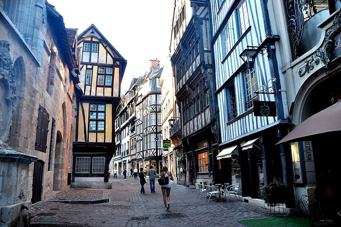 Rouen Tour : The Medieval City, El Havre, FRANCIA