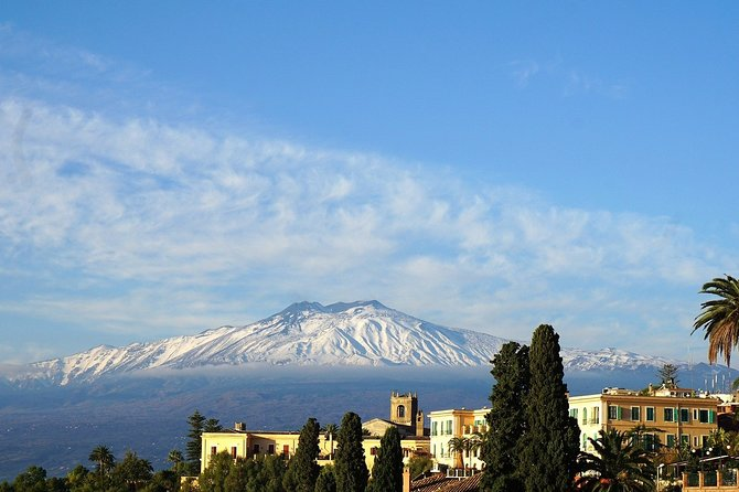 Taormina & Aetna with wine tasting and lunch on the volcano - From Siracusa, Siracusa, Itália