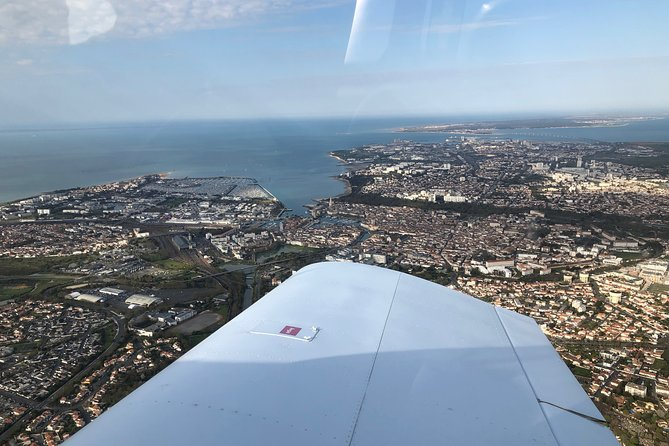 La Rochelle: 1-Hour Sightseeing Flight, La Rochelle, FRANCIA