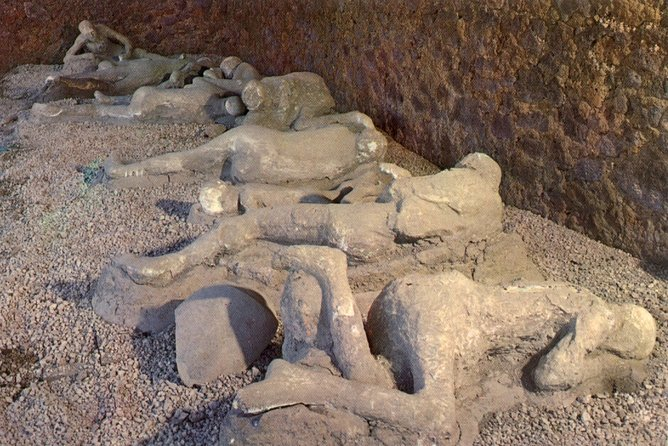 Excursão pela costa de Nápoles: passeio turístico de meio dia pelas cidades de Nápoles e Pompeia, Pompeya, Itália