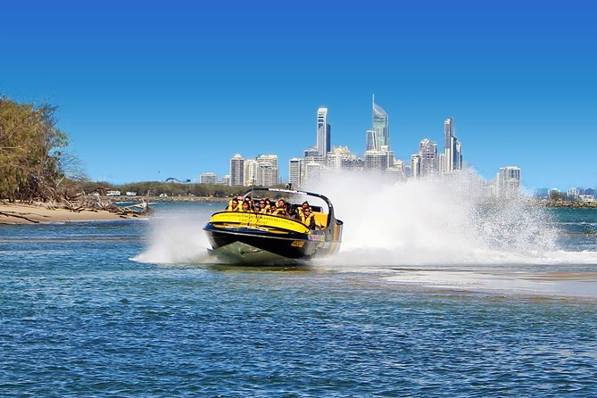 Jet Boat Express Ride - 30mins, Gold Coast, AUSTRALIA
