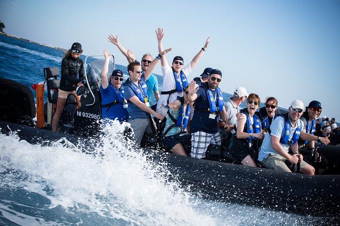 Bachelor party activity: nautical rally in Saint Tropez, Saint-Tropez, FRANCIA
