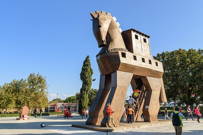 MÁS FOTOS, Self-guided Virtual Tour of Troy: The mysteries of ancient Troy