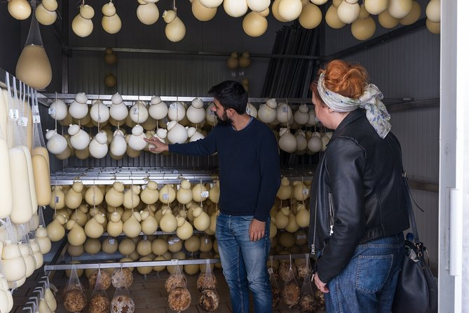 Cheese making experience: learn the secret of Apulian cheese in the countryside of Martina Franca, Brindisi, ITALIA