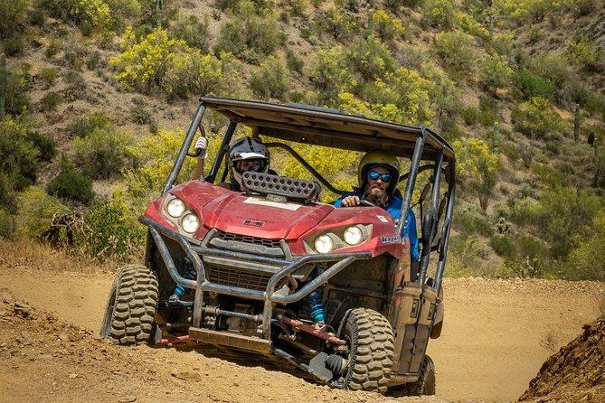 2-Hour Arizona Desert Guided Tour on Teryx UTV, Phonix, AZ, ESTADOS UNIDOS