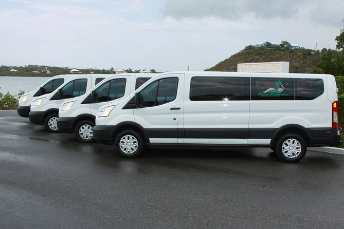 Book your private group transfer for up to 10 person from Providenciales airport and back. Whether its a wedding party, Corporate group we can accommodate you.Get your loved ones to and from the airport in a clean, comfortable ride and in a timely manner. The Vehicles are new, with cold air condition and comfortable for everyone.