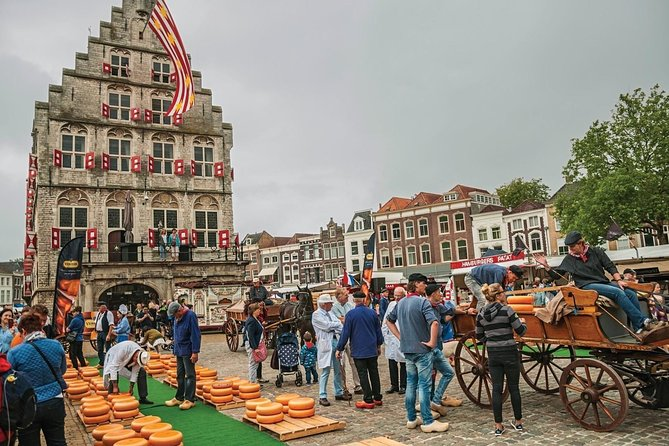 Self-Guided Walking Tour of Gouda with Interactive City Trail, Gouda, HOLANDA