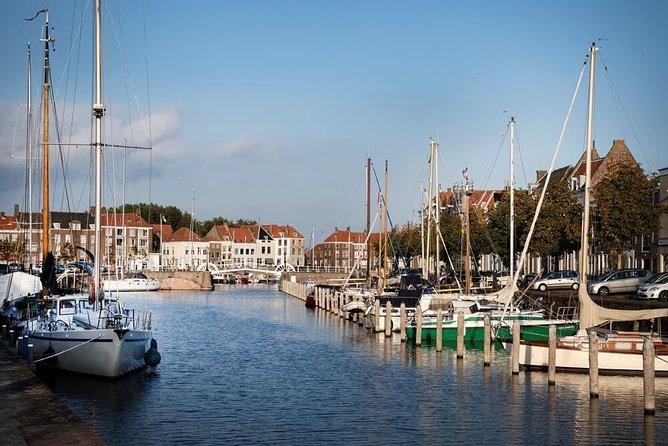 Self-Guided Walking Tour in Middelburg with Qula City Trails, Middelburg, HOLANDA