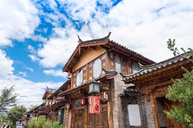 Lijiang Private Day Tour:Jade Dragon Snow Mountain, Baisha and Shuhe Villages, Lijiang, CHINA