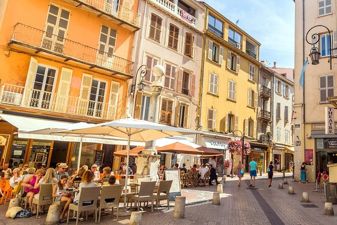 Private Tour: Antibes, St Paul de Vence, and Cannes Sightseeing from Nice, Niza, FRANCIA
